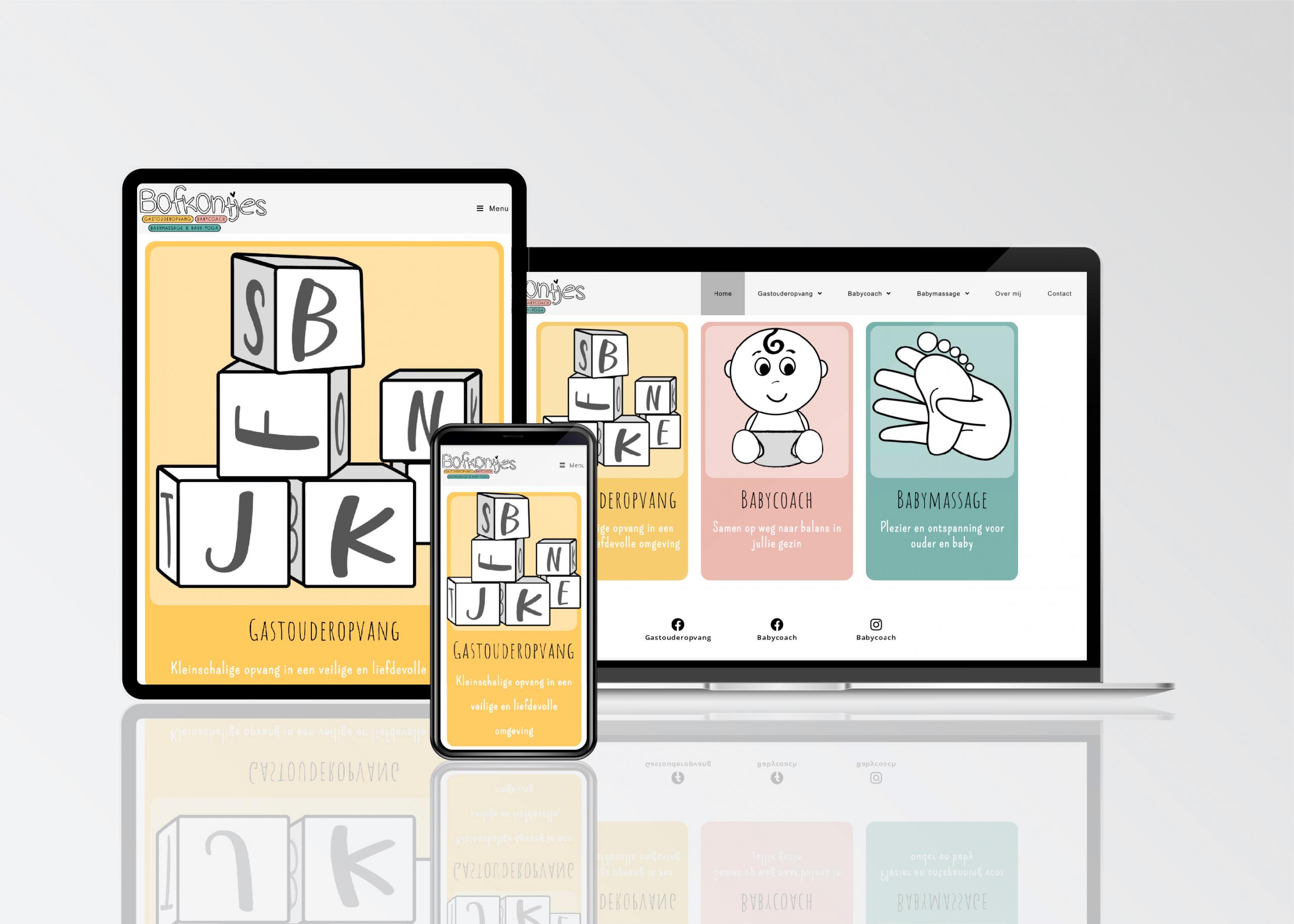 Bofkontjes-website