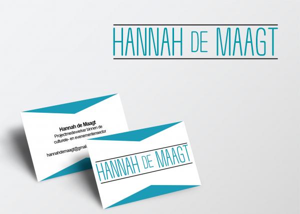 Hannah de Maagt